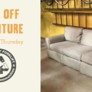 Midweek Sale:  Modern & Vintage Furniture
