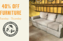 Midweek Sale:  Modern & Vintage Furniture