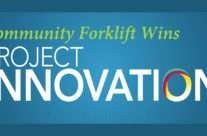 Community Forklift Wins Comcast NBCUniversal Foundation  Project Innovation Award