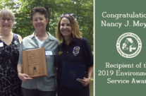 Community Forklift CEO, Nancy Meyer, Honored with Prince George's Sierra Club's Environmental Service Award