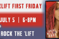 Rock the 4th of July weekend  at The 'Lift!