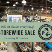 Weekend sale – 40% off storewide