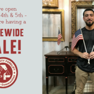 Storewide Sale on July 4th & 5th