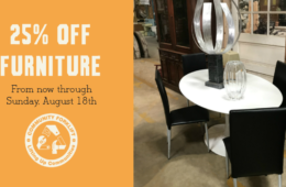 Sale on Modern & Vintage Furniture