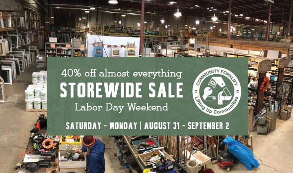 Storewide Sale 40% off