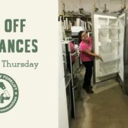 3 Day Sale:  25% off Appliances!