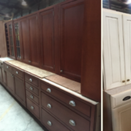 Save on Kitchen Cabinets this week!