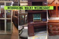 It's Wacky Wednesday!
