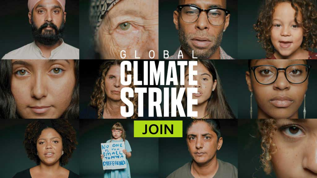 Join the Global Climate Strike Movement