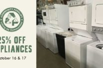 2 Day sale: 25% off appliances