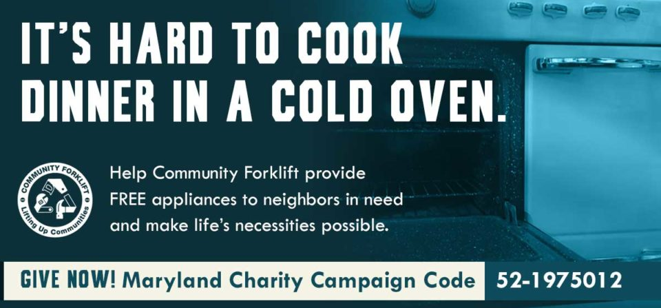 State Employees: help us lift up Maryland communities!
