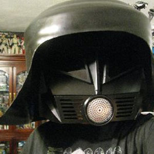 Spaceballs Dark Helmet Halloween Costume DIY
