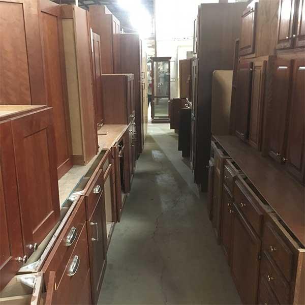 Week-long Sale: 25% Off Kitchen Cabinets | Community Forklift