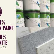 Flash Sales: 10% off Amazon Paint and 50% off Granite
