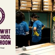 William Wirt Middle School Builds a Washroom