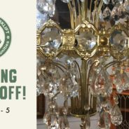 Flash Sale: 50% Off Lighting