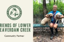 Thanks to Friends of Lower Beaverdam Creek this is Where You'll Want to Take Your Next Walk
