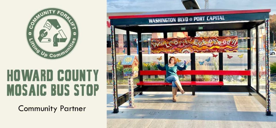 Driving the community forward with safe and beautiful bus stops