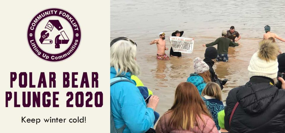 There's still time to support our plunge for the planet!