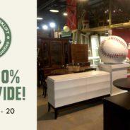 Holiday Weekend Sale: 40% off storewide!