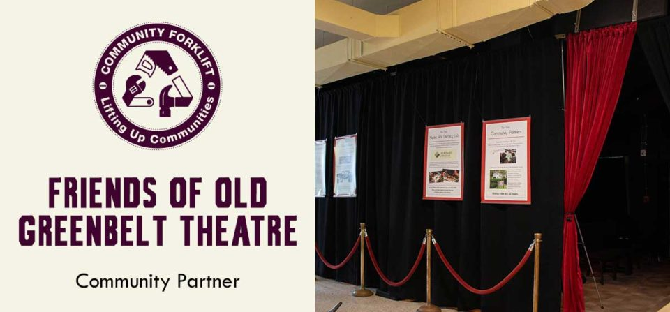 A new micro-cinema space is coming to Old Greenbelt Theatre!