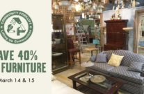 Weekend Flash Sale: save 40% on furniture