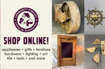 Shop Online: architectural salvage and more shipped to you!