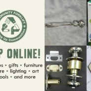 Shop online and have new and vintage materials delivered to you at home