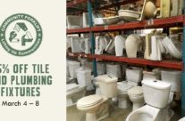 Midweek Sale: 25% off Tile and Bathroom Fixtures