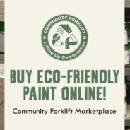Buy eco-friendly paint online!