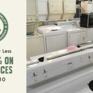 Essentials for Less: 25% off Appliances