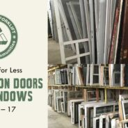 Essentials for Less: 40% off Doors and Windows