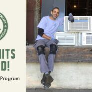Donate an air conditioner today and help your neighbors in need