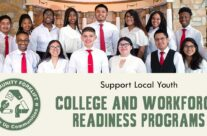Support local youth in college and workforce readiness programs