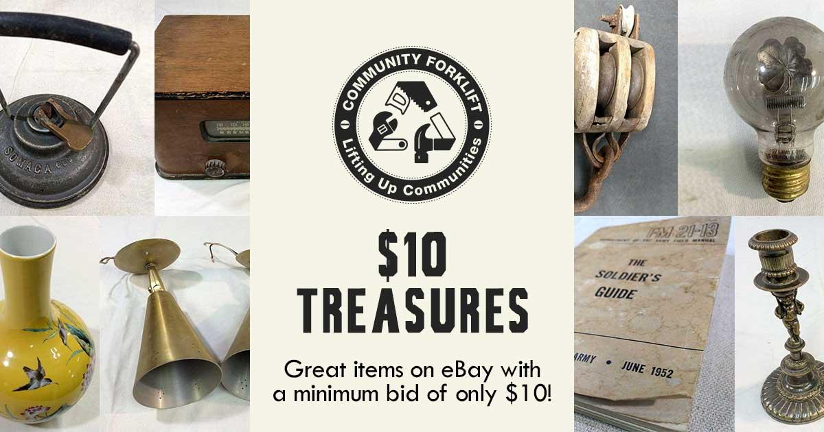 10 Treasures In The Community Forklift Ebay Store Community Forklift