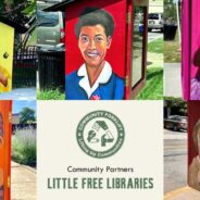 New Takoma Park Little Free Libraries feature artwork honoring five influential women