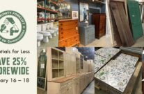 Save 25% on modern and vintage treasures storewide this holiday weekend!