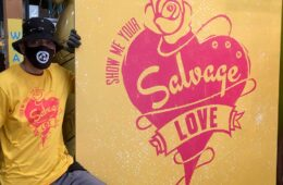 Show Us Your Salvage Love: new Community Forklift swag is at the warehouse!