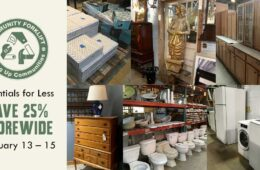 Modern and vintage treasures are 25% off storewide this holiday weekend!