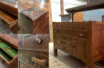 Vintage History: a beautiful Arts and Crafts sideboard