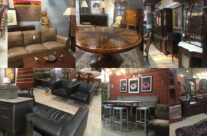 Save 25% on fabulous modern and vintage salvaged furniture!