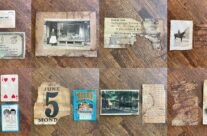 A hidden treasure trove of history on a deconstruction project
