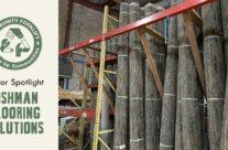 Donor Spotlight: Fishman Flooring Solutions