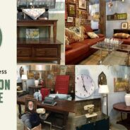Save 25% on modern and vintage furniture this weekend!