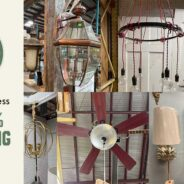 Save 25% on modern and vintage lighting in July!