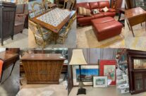 Warehouse Secrets: salvaged objects with features in disguise