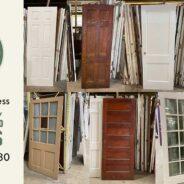 Save 25% on Modern and Vintage doors in September!