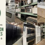Save 25% on Appliances this holiday weekend!