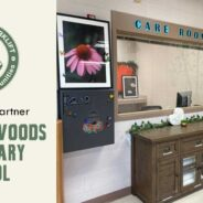 Judge S. Woods Elementary creates new spaces using salvaged materials