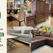 Save 25% on salvaged modern and vintage furniture!